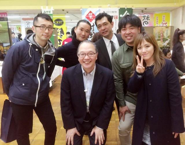 生産者との商談交流会@東京に行ってきました